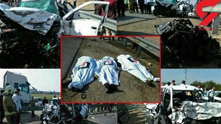 1074 نفر، کشتهشدگان حوادث رانندگی استان کرمان در سال گذشته