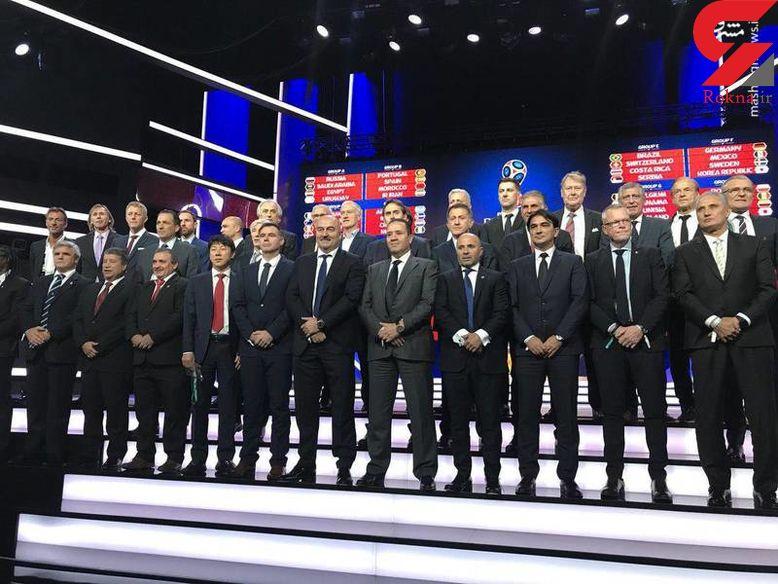 کیروش هفتمین مربی گرانقیمت حاضر در جام جهانی 2018