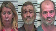 Three People Arrested For Allegedly Keeping Girl Locked In Dog Cage