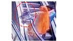 مرگ کودک 6 ماهه در سقوط از پله برقی + عکس