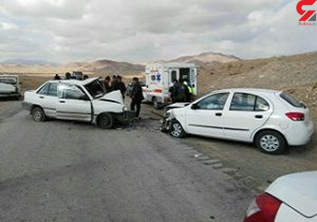 حادثه در جاده جیرده