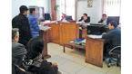 التماس های کامبیز 34 ساله در دادگاه قتل زن جوانش + عکس