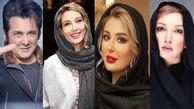 عکس حجاب دیده نشده از 3 خانم بازیگر معروف ! / از نیوشا ضیغمی تا روناک یوسفی