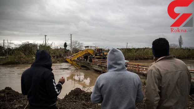 تخریب ۳۰ واحد مسکونی براثر بارندگی شدید در گلوگاه
