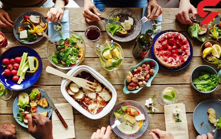 قند پنهان در هر خوراکی چند حبه است؟