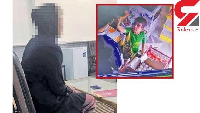 تازهترین اعتراف دختر 17 ساله که پسر بچه ماهشهری را کشت + عکس