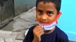 اقدام جنجالی پسر هندی برای بیماران کرونایی + فیلم
