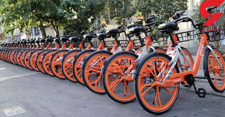 دوچرخه های اشتراکی (بیدود) در منطقه 7