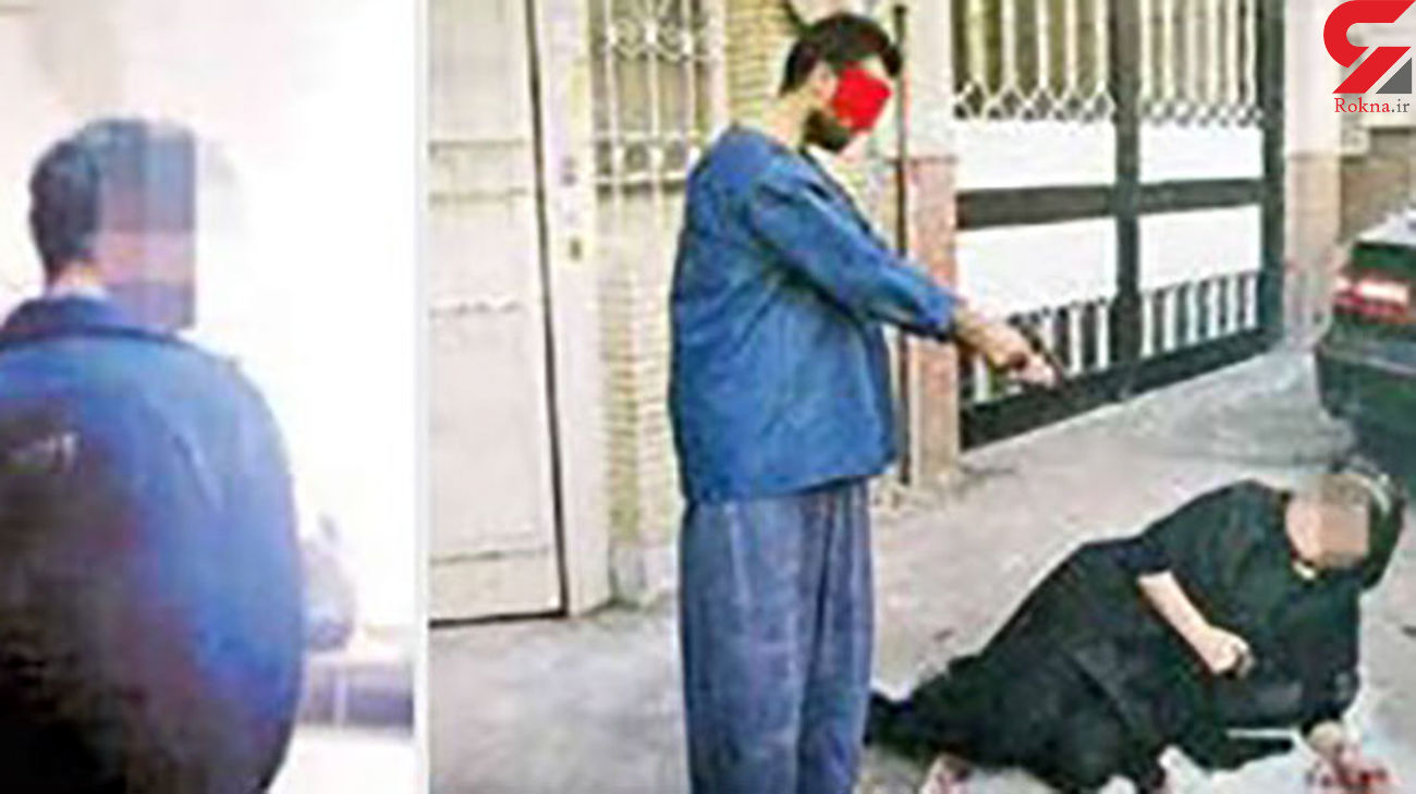 اعدام 2 قاتل پلید به خاطر عشق ممنوعه در زندان کرج / صبح دیروز اجرا شد + فیلم گفتگو با اعدامی و عکس