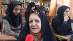 مادری که دانشجوی پسرش شد!+عکس در کلاس درس دانشگاه اراک