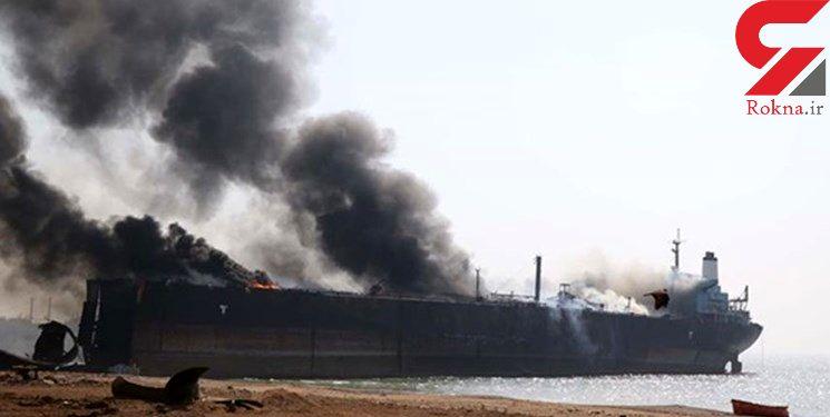 حمله همزمان به دو نفتکش در دریای عمان ! / در جنوب ایران چه خبر است ؟+ جزئیات