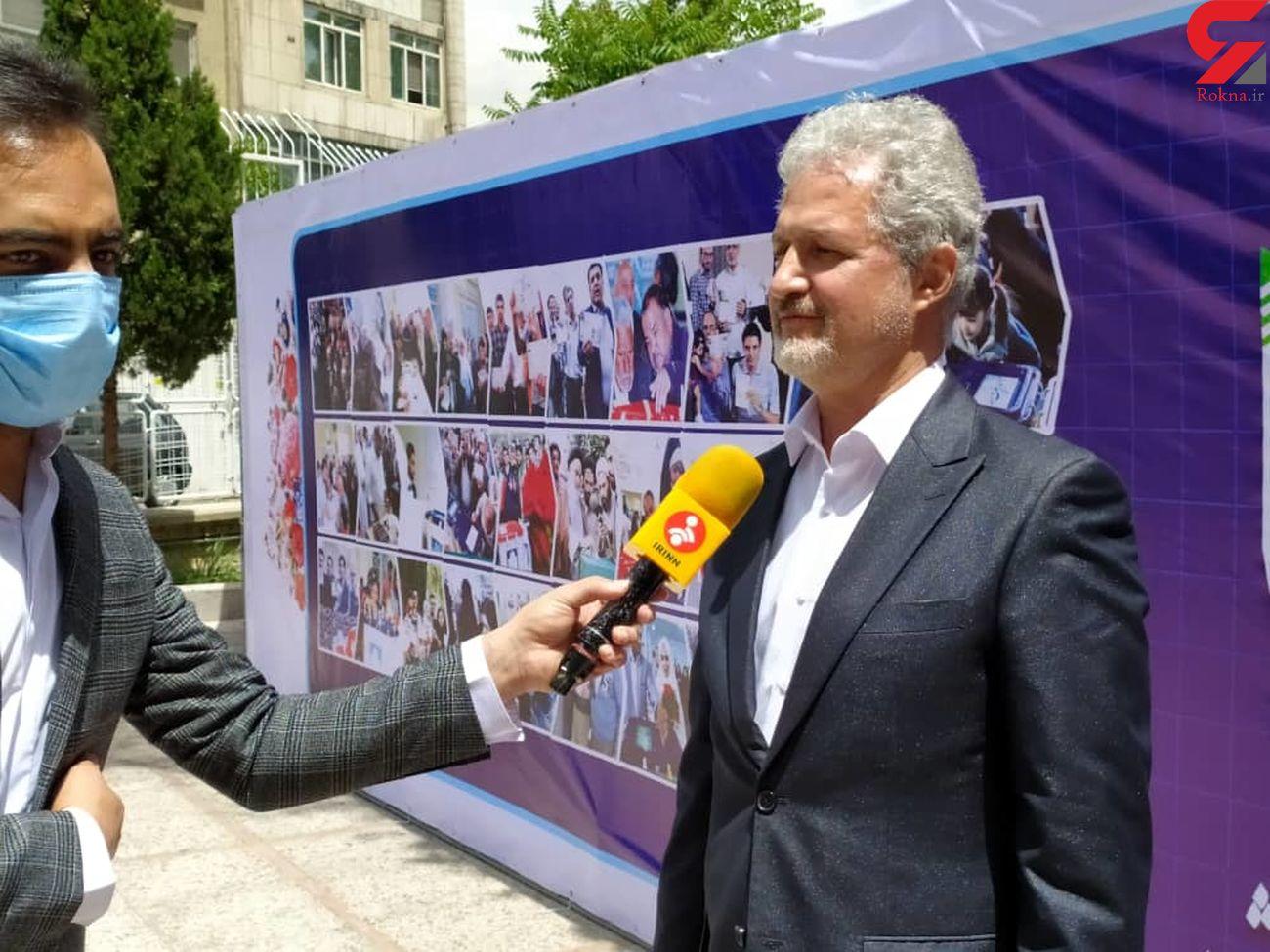 دیپلمات ایرانی در نیویورک کاندید انتخابات 1400 شد + فیلم