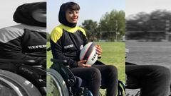 غافلگیری «سارا عبدالملکی» برای ورزش ایران + عکس