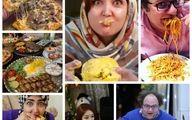 پولدار شدن با چشیدن غذا در اینستاگرام! + عکس ها