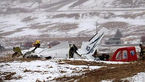 سقوط هواپیما در جنوب کانادا +عکس