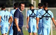 تیم ملی آماده اعزام به اردن شد
