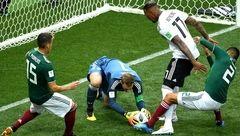 شگفتی تازه در جام جهانی رقم خورد/ شکست مدعی قهرمان مقابل مکزیک