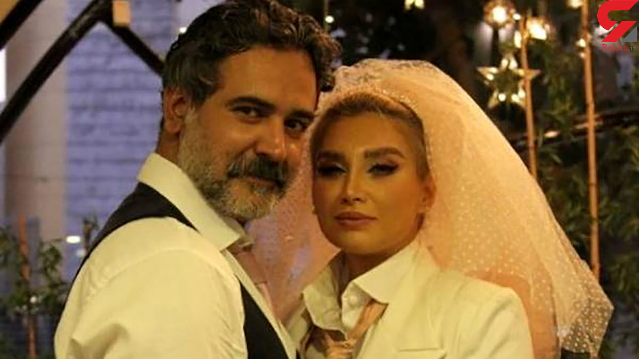 بازیگران ایرانی که در سال 99 ازدواج کردند + عکس ها
