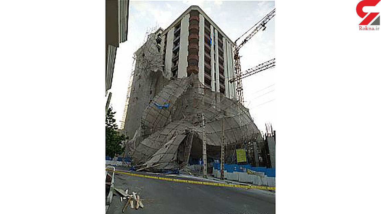 3 عکس از طوفان در مینی سیتی تهران