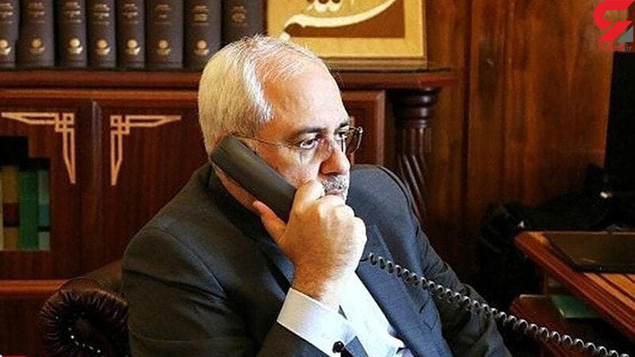 تماس تلفنی وزیرخارجه قطر با وزیرخارجه ایران