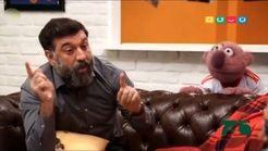 جناب خان علی انصاریان را عصبانی کرد! +فیلم