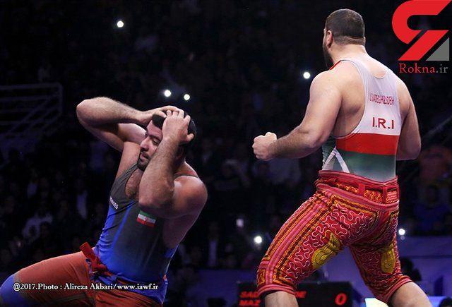 این ۴ ورزشکار ایرانی دوپینگی هستند! + جزییات تلخ و عکس
