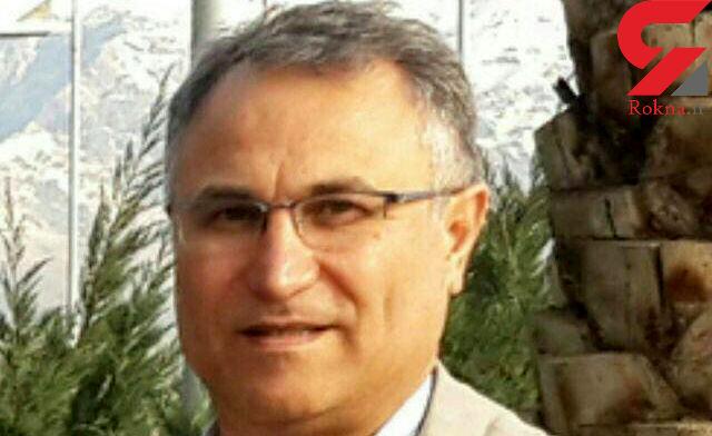 مرگ تلخ معاون دانشگاه پزشکی استان اردبیل در سانحه رانندگی + تصاویر حادثه