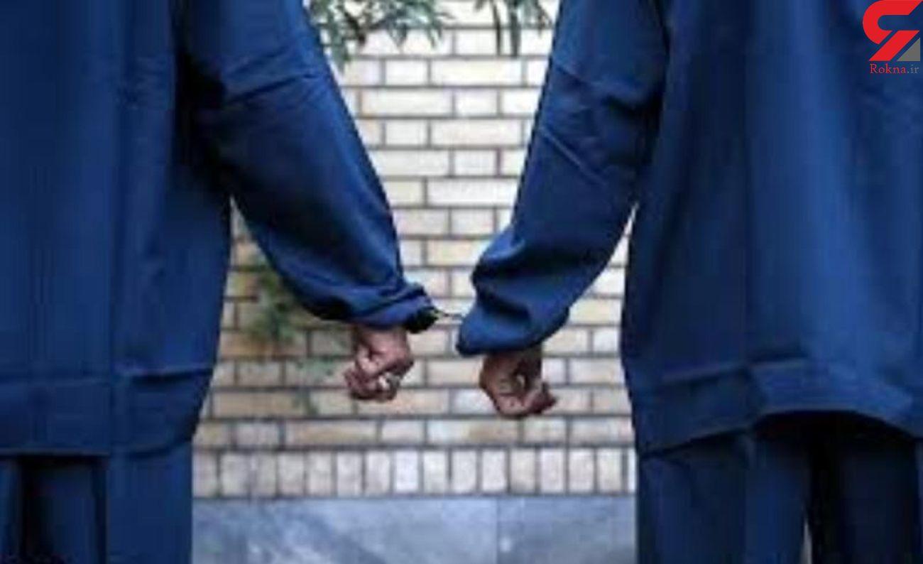 دستگیری سارق با 41 فقره سرقت در آق قلا