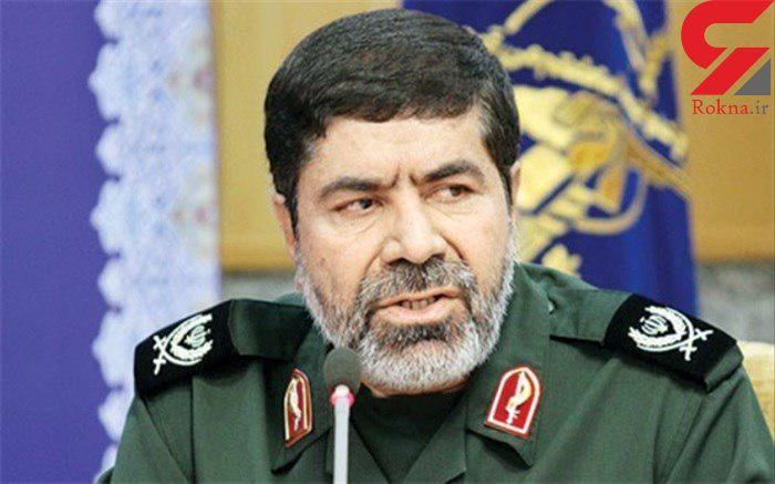 سردار شریف: کدام کشور میتواند ادعا کند از ایران امنتر است