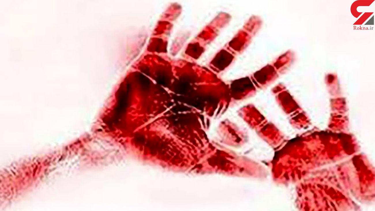 قتل در ورامین / پایان زندگی مخفیانه قاتل فراری