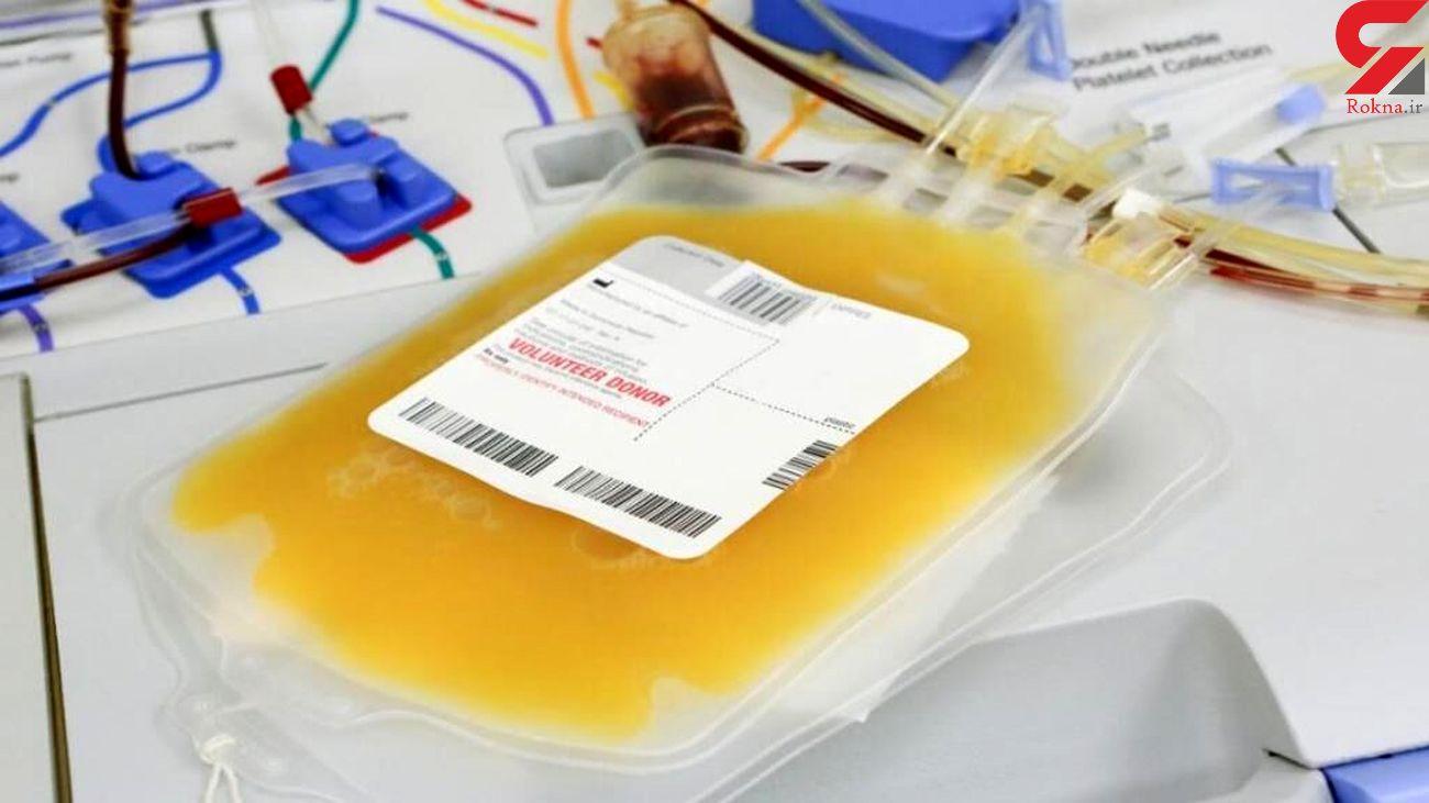 اهدای بیش از ۷۰۰ مورد پلاسمای خون در خراسان رضوی