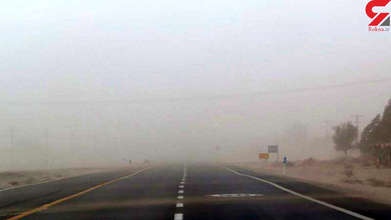 سرعت بادهای 120 روزه در زابل به 101 کیلومتر بر ساعت رسید