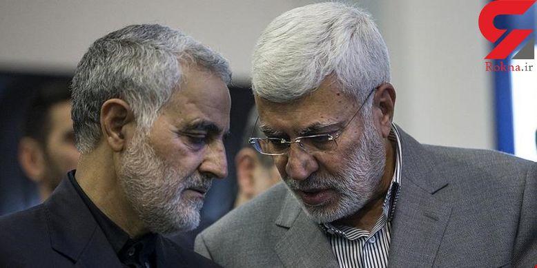 یک فیلم مخفی از سردارشهید سلیمانی / برای اولین بار منتشر شد