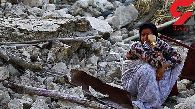 اولین کشته زلزله مسجد سلیمان داستان عجیبی دارد + فیلم و عکس زلزله