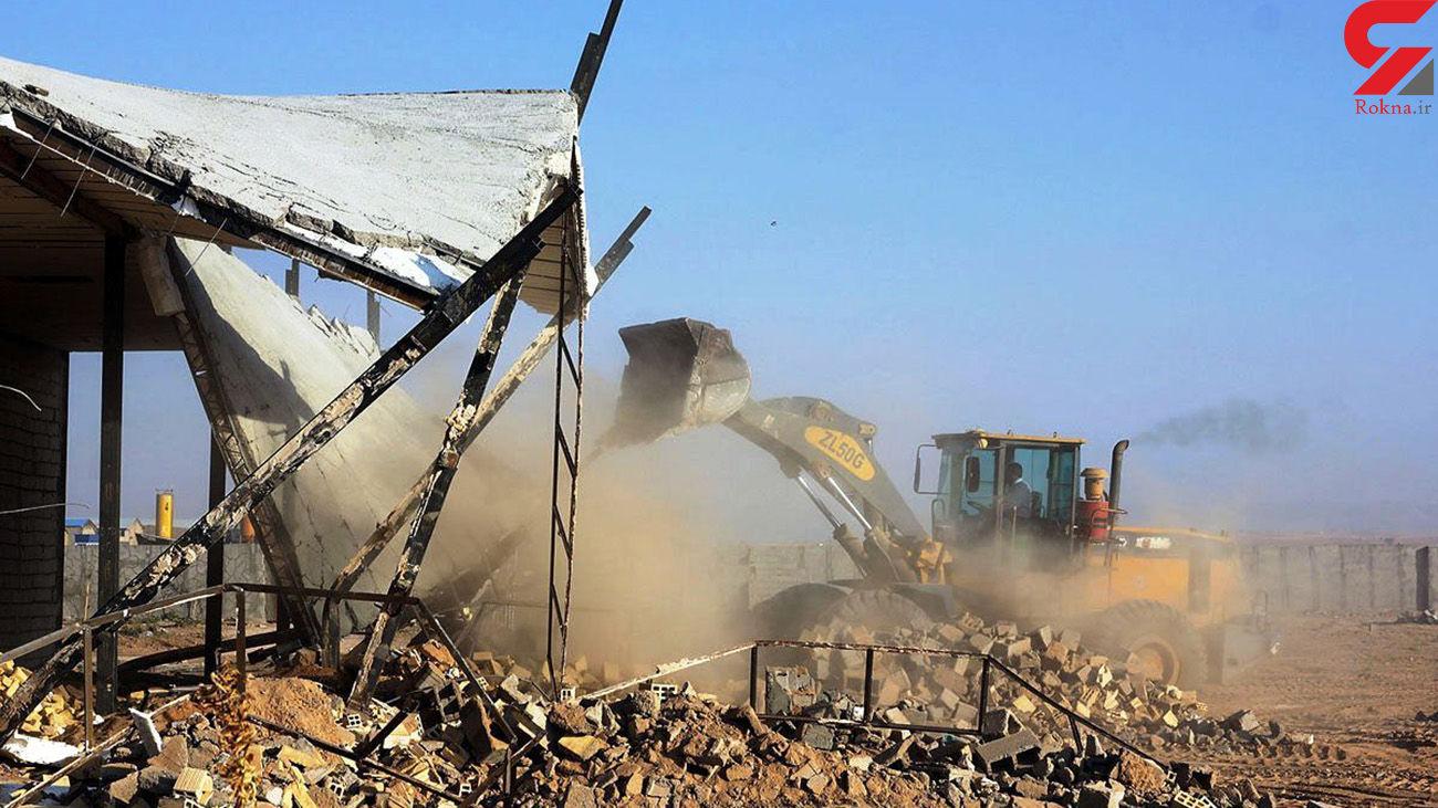 درگیری خونین ماموران منابع طبیعی همدان / با چوب و سنگ به جان هم افتادند