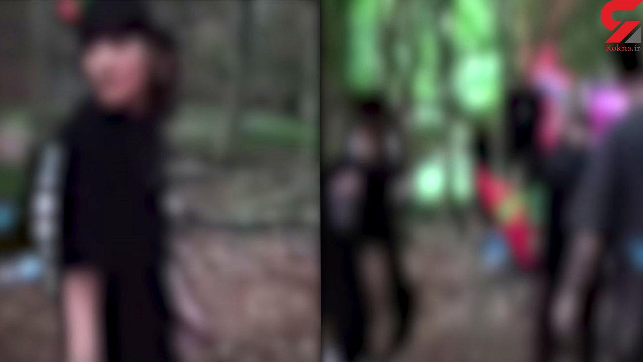 فیلم رقص مختلط شیطان پرستان در جنگل های شمال ایران / همه آلوده اند!