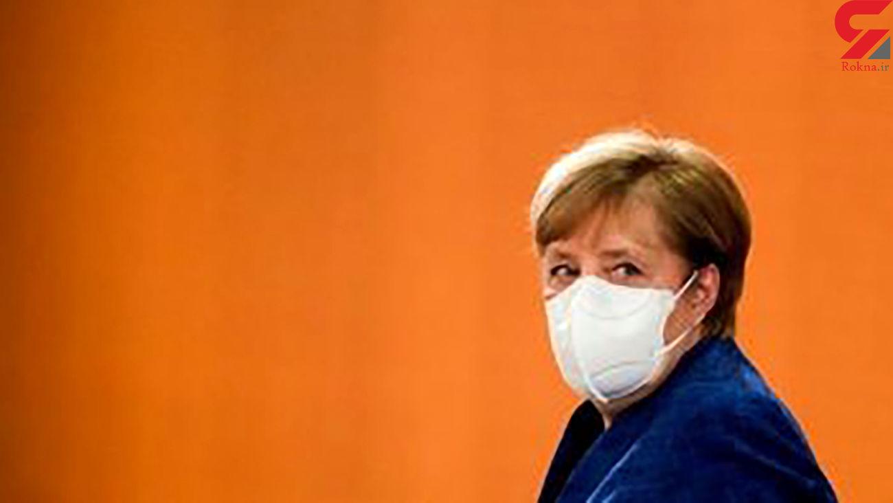 آلمان واکسن کرونای روسی را انتخاب کرد / مرکل همسایه هایش را تهدید کرد