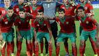 امیدواری ملیپوشان مراکش به شکست ایران