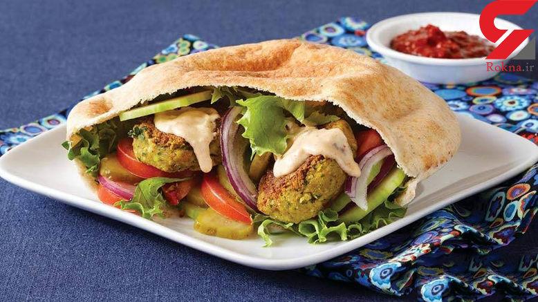 13 غذای معروف خاورمیانه با شهرت جهانی