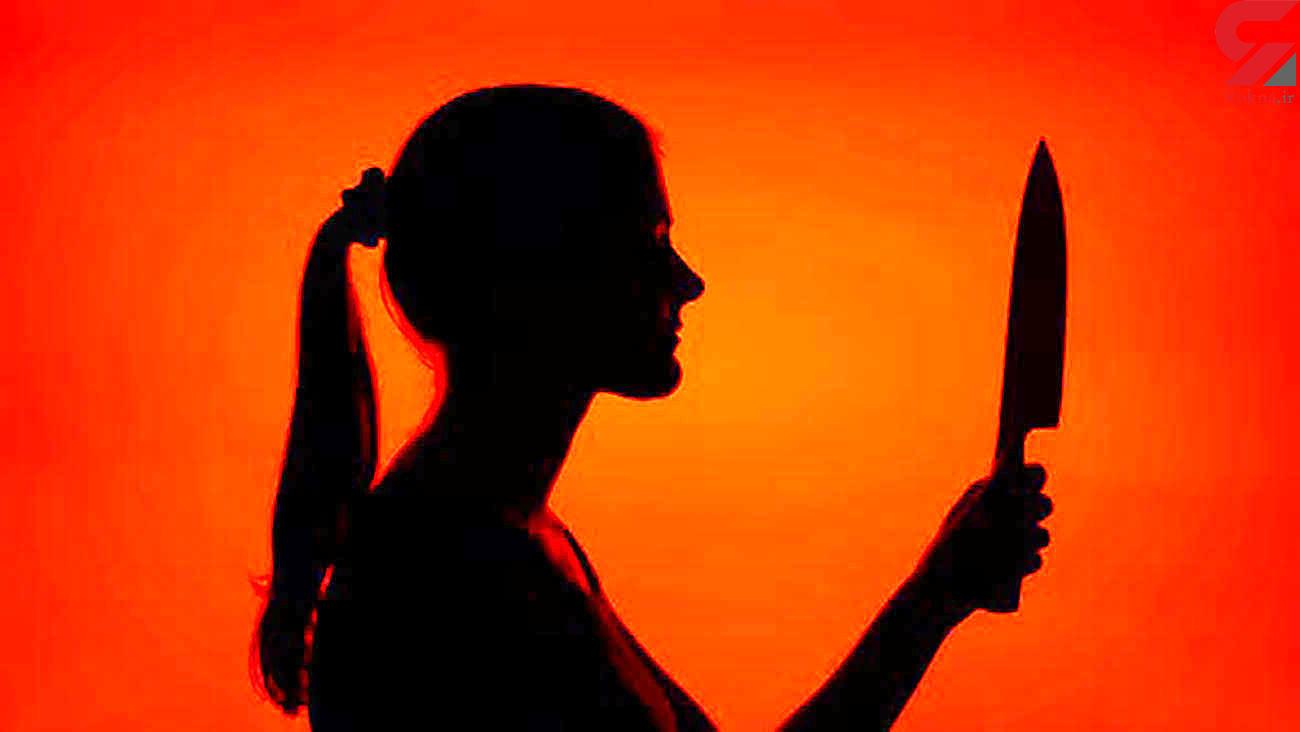 زن جوان وقتی تصاویر شوهرش با یک زن را دید او را تا پای مرگ با چاقو زد/ مرد جوان بی گناه بود !