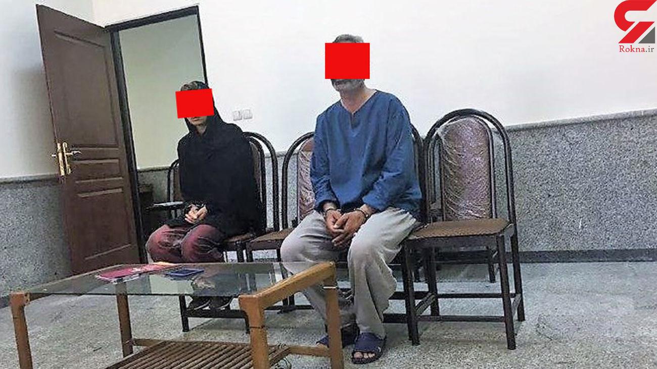 باند حمید با اسلحه وارد خانه تهرانی ها می شدند / مهناز چه نقشی داشت ؟ + عکس