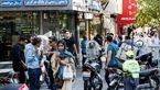 اینجا چهار راه استانبول؛ امروز هیچکس دلار نخرید !
