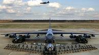 آمریکا ۲ بمبافکن B52  را به منطقه اعزام کرد/ترامپ به جنگ فکر می کند؟