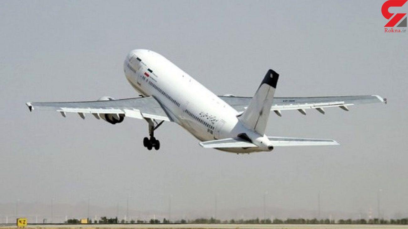 محدودیت ۶۰ درصدی در پروازهای اربعین رعایت نمی شود