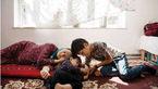 اشک های بنیامین 3 ساله تمامی ندارد / مرگ پدر لالایی مادر را بی تاثیر کرد+ عکس