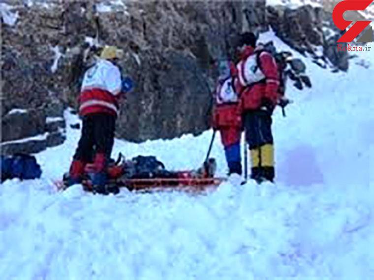یافتن جسد کوهنورد جوان در تفتان / سقوط یک زن از ارتفاع