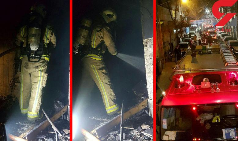 استخر و سونای ساختمان لاکچری در جردن تهران نیمه شب خبر ساز شد +فیلم و عکس