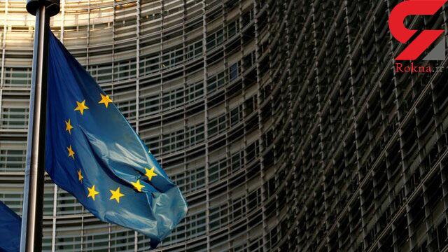 واکنش اتحادیه اروپا به حادثه هواپیمای اوکراینی