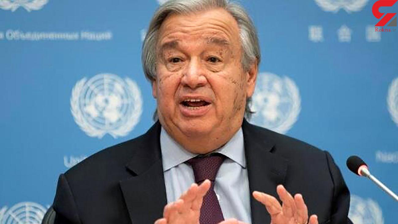 سازمان ملل به حمایت از ایران پرداخت
