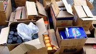 توقیف خودرو سواری با ۵۰۰ میلیون ریال کالای قاچاق در ماکو